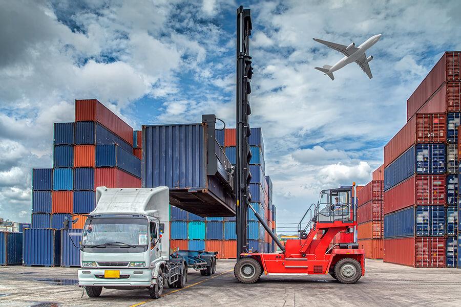 Intermodaal transport - GC de Bot Logistics is al meer dan 100 jaar de aangewezen partner