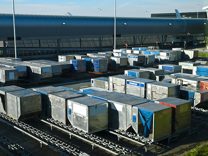 De invloed van de coronacrisis op het goederentransport via de luchtvaart