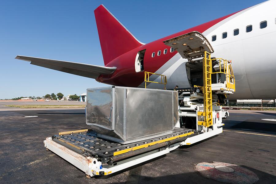 Luchtvracht - GC de Bot Logistics is al meer dan 100 jaar de aangewezen partner