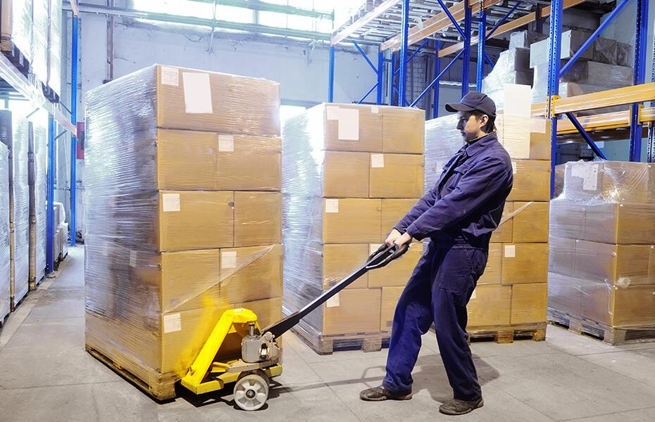 Pallet vezenden - GC de Bot Logistics is al meer dan 100 jaar de aangewezen partner